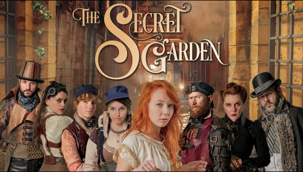 The Secret Garden on FREECABLE TV