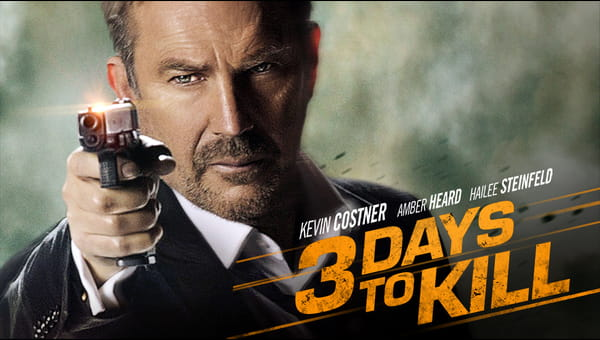 3 Days to Kill on FREECABLE TV