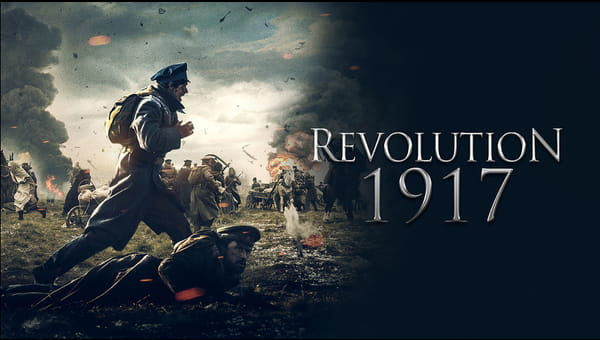 Revolution 1917 on FREECABLE TV