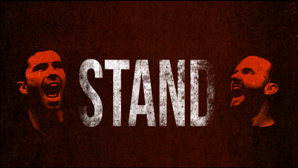 Stand on FREECABLE TV
