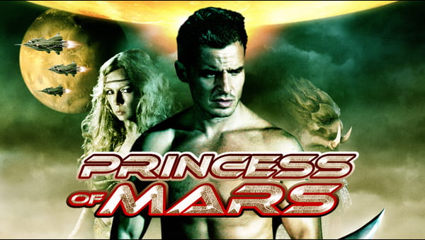 Princess of Mars on FREECABLE TV