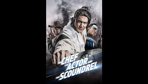 The Chef, The Actor, and The Scoundrel on FREECABLE TV