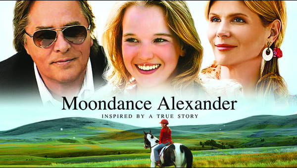 Moondance Alexander on FREECABLE TV