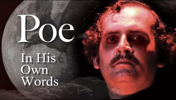 Poe: In His Own Words: An Evening with Edgar Allan Poe on FREECABLE TV