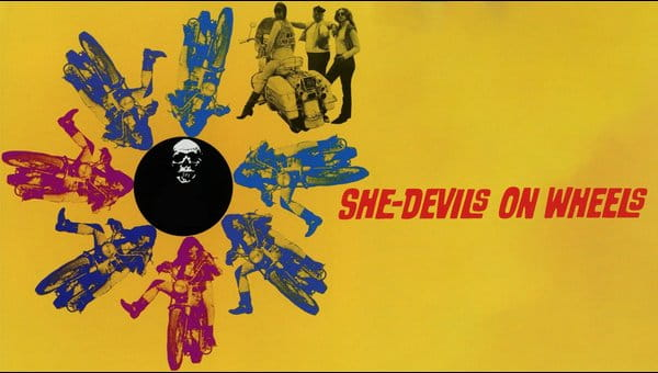 She-Devils On Wheels on FREECABLE TV