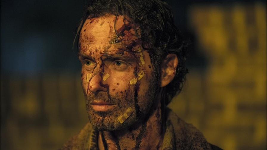 The Walking Dead TV series  Wikipedia