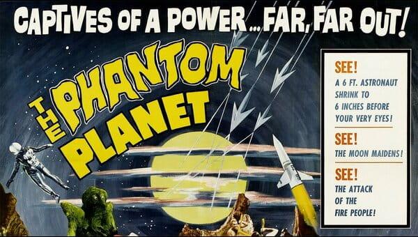 The Phantom Planet on FREECABLE TV