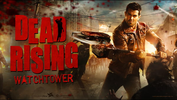 Dead Rising: Watchtower on FREECABLE TV
