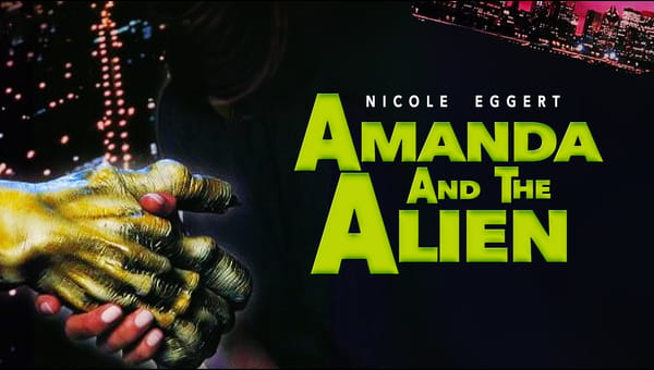 Amanda and the Alien on FREECABLE TV