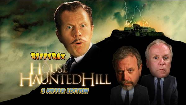 RiffTrax: House on Haunted Hill on FREECABLE TV