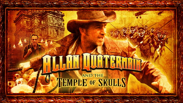 Allan Quatermain and the Temple of Skulls on FREECABLE TV