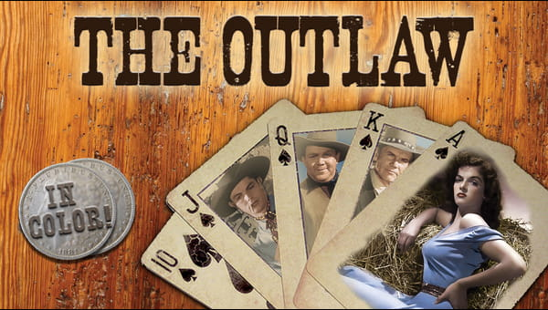 The Outlaw (in Color) on FREECABLE TV