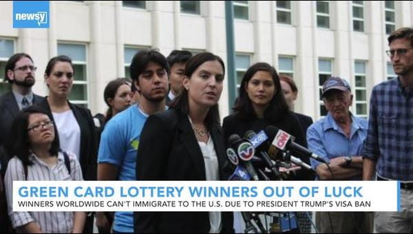 Erika Greene Lottery Winner