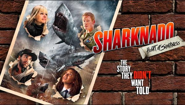 Sharknado: Heart of Sharkness on FREECABLE TV
