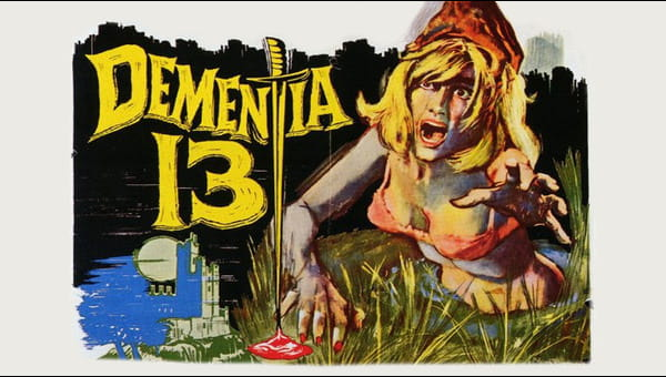 Dementia 13 on FREECABLE TV