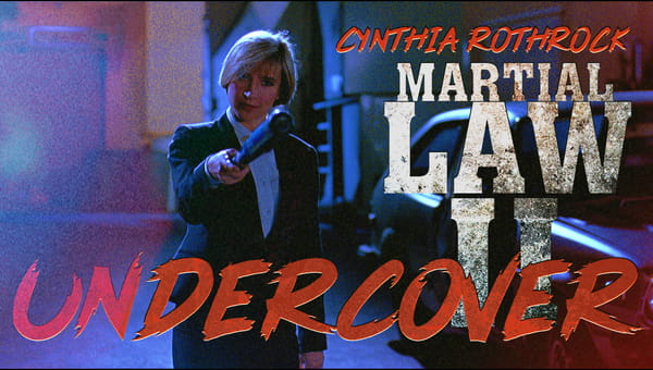 Martial Law II: Undercover on FREECABLE TV