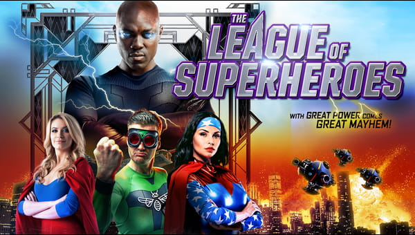League Of Superheroes on FREECABLE TV