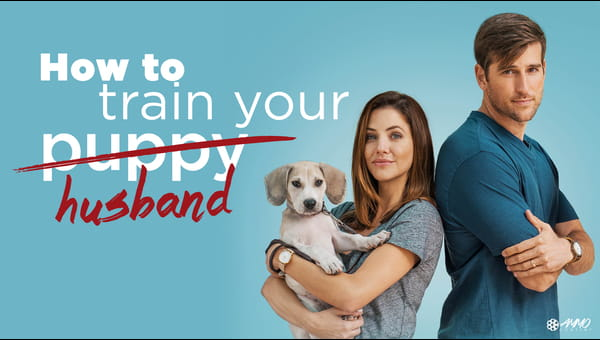 How to Train Your Puppy/Husband on FREECABLE TV