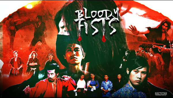 Bloody Fists on FREECABLE TV
