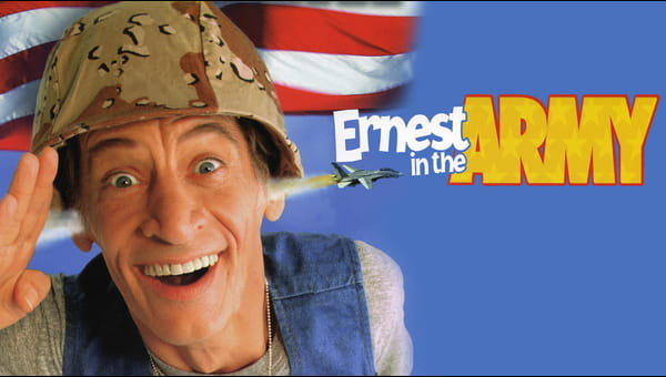Ernest in the Army on FREECABLE TV
