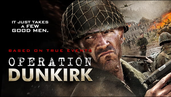 Operation Dunkirk on FREECABLE TV