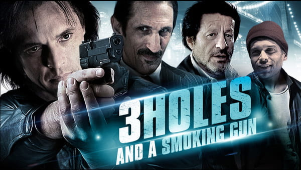 3 Holes, 2 Brads, and a Smoking Gun on FREECABLE TV