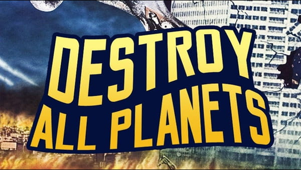 Destroy All Planets on FREECABLE TV