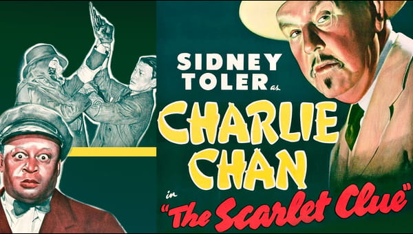 The Scarlet Clue - Sidney Toler As Charlie Chan on FREECABLE TV