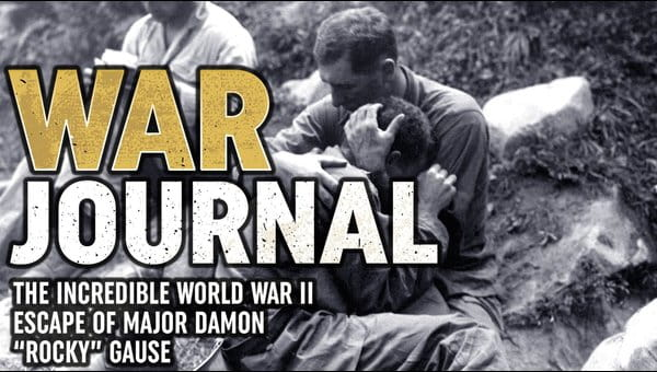 War Journal: The Incredible WWII Escape of Major Damon Rocky Gause on FREECABLE TV