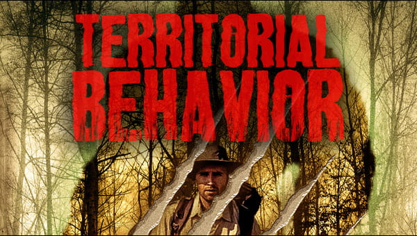 Territorial Behavior on FREECABLE TV