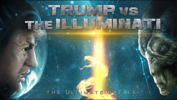 Trump Vs The Illuminati on FREECABLE TV