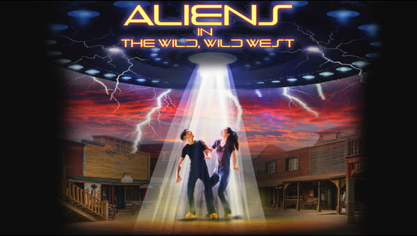 Aliens in the Wild, Wild West on FREECABLE TV