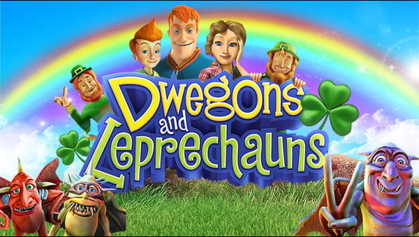 Dwegons and Leprechauns on FREECABLE TV