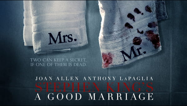 Stephen King's A Good Marriage on FREECABLE TV