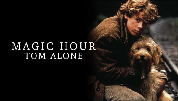 Magic Hour Tom Alone on FREECABLE TV