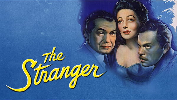 The Stranger on FREECABLE TV