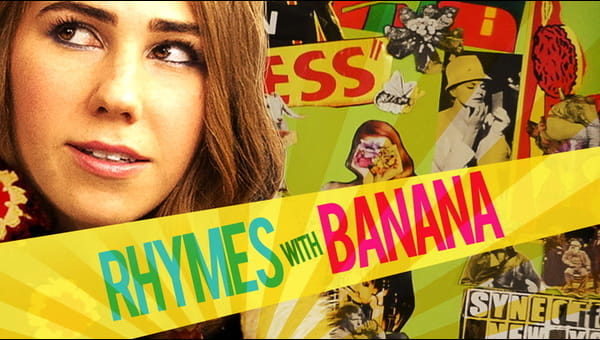 Rhymes with Banana on FREECABLE TV