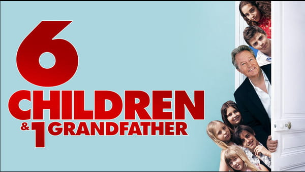 6 Children & 1 Grandfather on FREECABLE TV