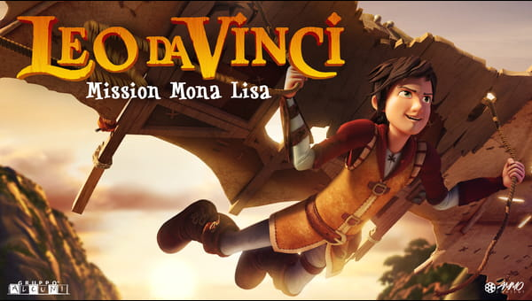Leo Da Vinci: Mission Mona Lisa on FREECABLE TV