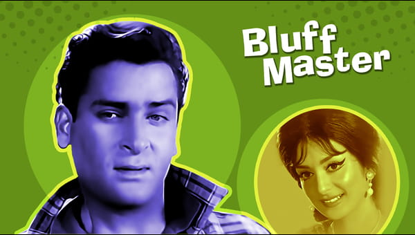 Bluff Master on FREECABLE TV