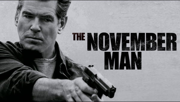 The November Man on FREECABLE TV