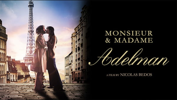 Monsieur & Madame Adelman on FREECABLE TV