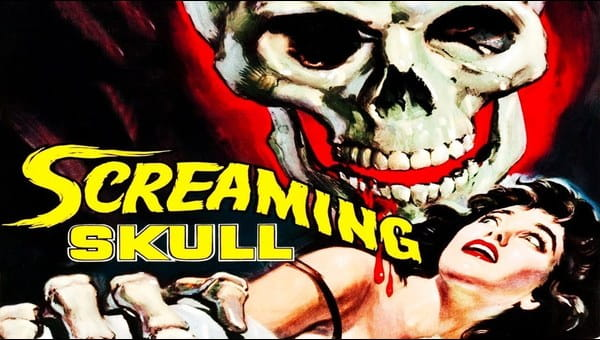 Screaming Skull on FREECABLE TV