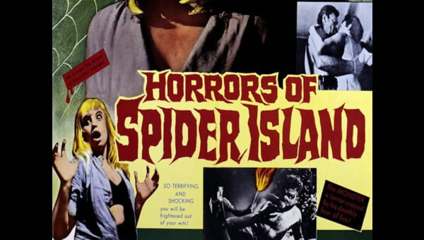Horrors Of Spider Island on FREECABLE TV