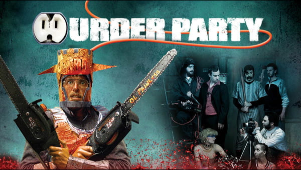 Murder Party on FREECABLE TV