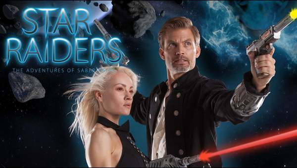 Star Raiders on FREECABLE TV