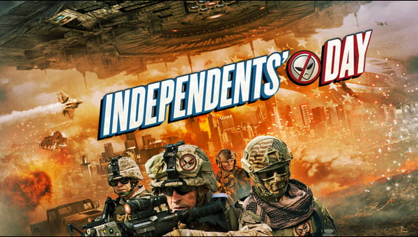 Independents' Day on FREECABLE TV