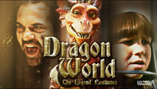 Dragon World: The Legend Continues on FREECABLE TV