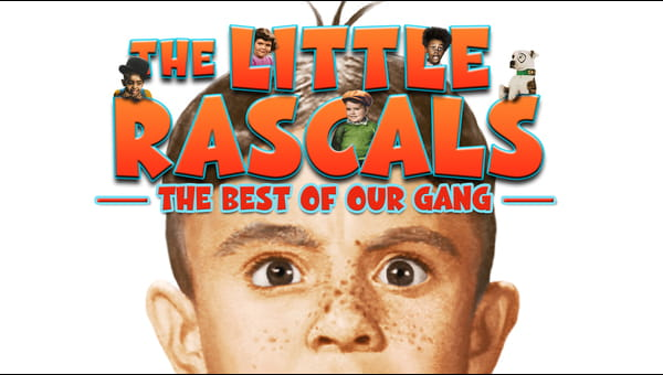 The Little Rascals: Best of Our Gang (in Color) on FREECABLE TV