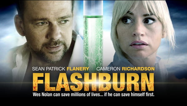 Flashburn on FREECABLE TV
